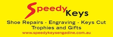 Speedy Keys logo